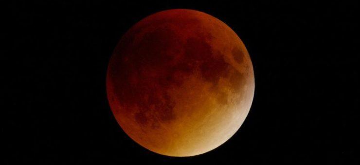 آج رات اس صدی کا سب سے طویل چاند گرہن