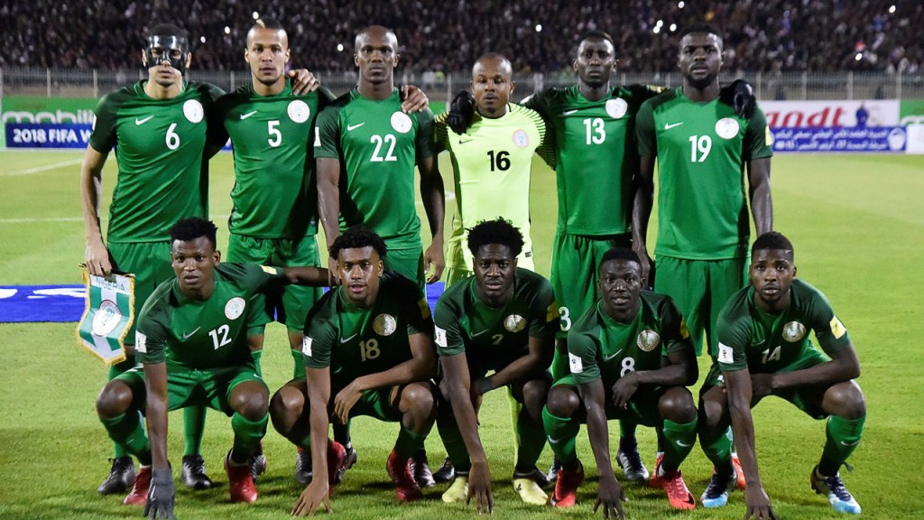 20f72d851 Super Eagles tantalise with World Cup hopes