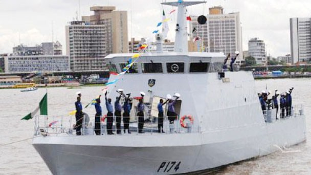 Navy impounds vessel with 280000 litres alleged 'stolen diesel'