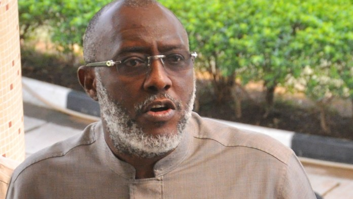 The trial of a former National Publicity Secretary of the Peoples Democratic, Olisa Metuh, proceeded before the Federal High Court in Abuja in his absence and that of his lawyers on Friday.