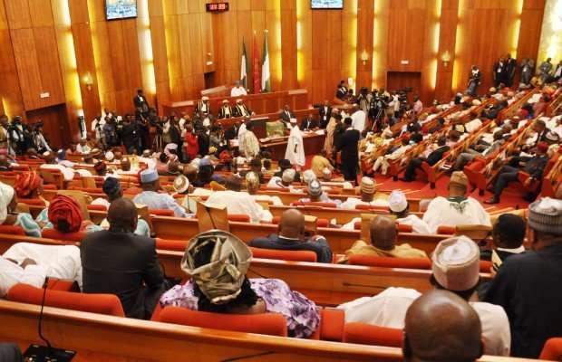 Nigerian Senate Chamber