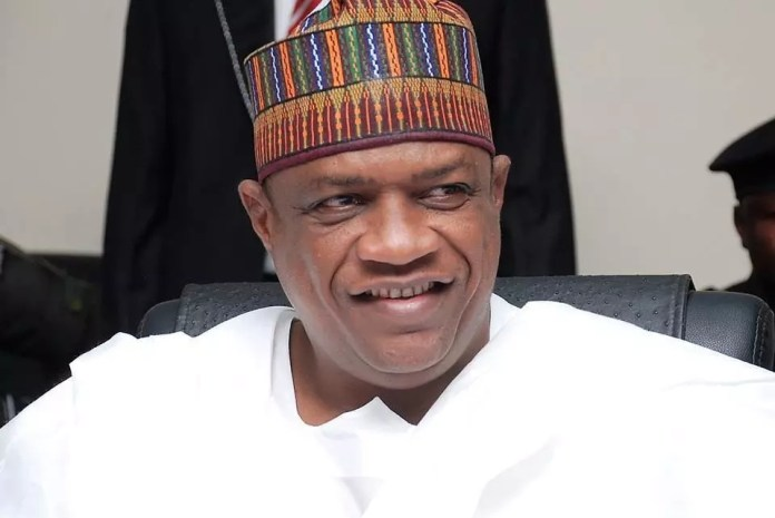Governor Ibrahim Gaidam of Yobe State