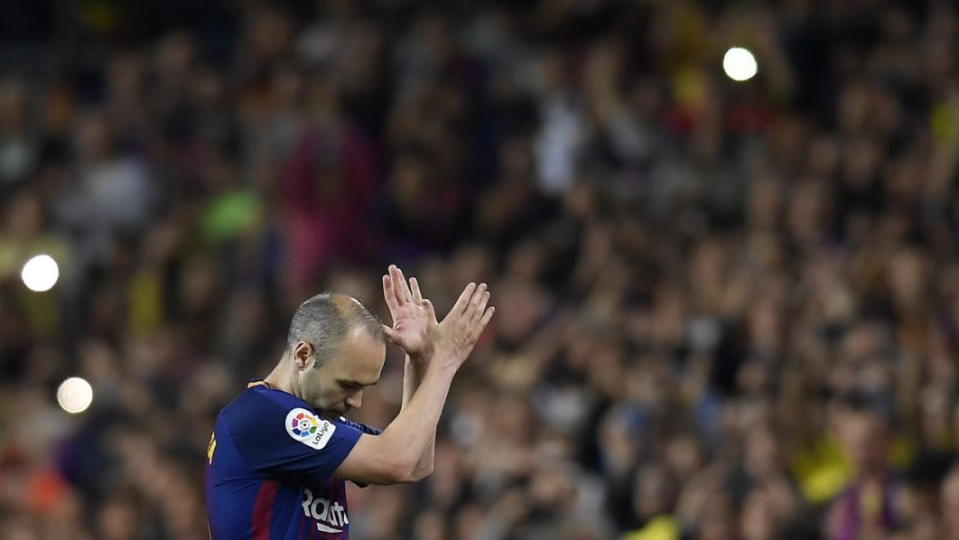 Could Andres Iniesta's big move be OFF?