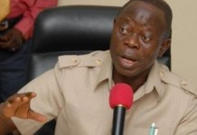 APC National Chairman Adams Oshiomhole