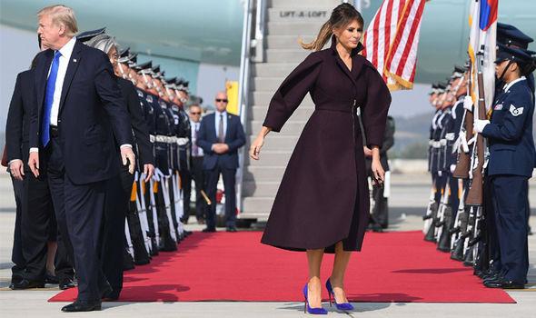 Melania Trump Announces the 'Be Best' Initiative