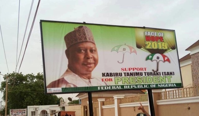 2019 presidential race: PDP endorses former minister of special duties, Tanimu Turaki