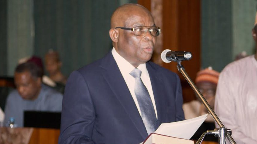My assets declaration forms tampered with –Onnoghen