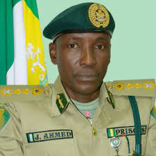 Nigeria Prison Service Controller General