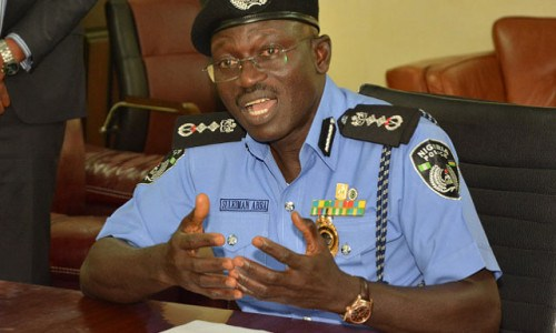Former Inspector-General of Police Suleiman Abba