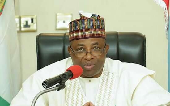 Governor MA Abubakar of Bauchi State