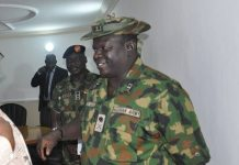Major General Idris Alkali (rtd)