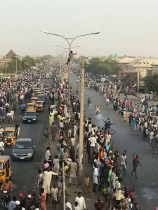 Kano PDP supporters begin jubilation ahead of INEC's declaration of results