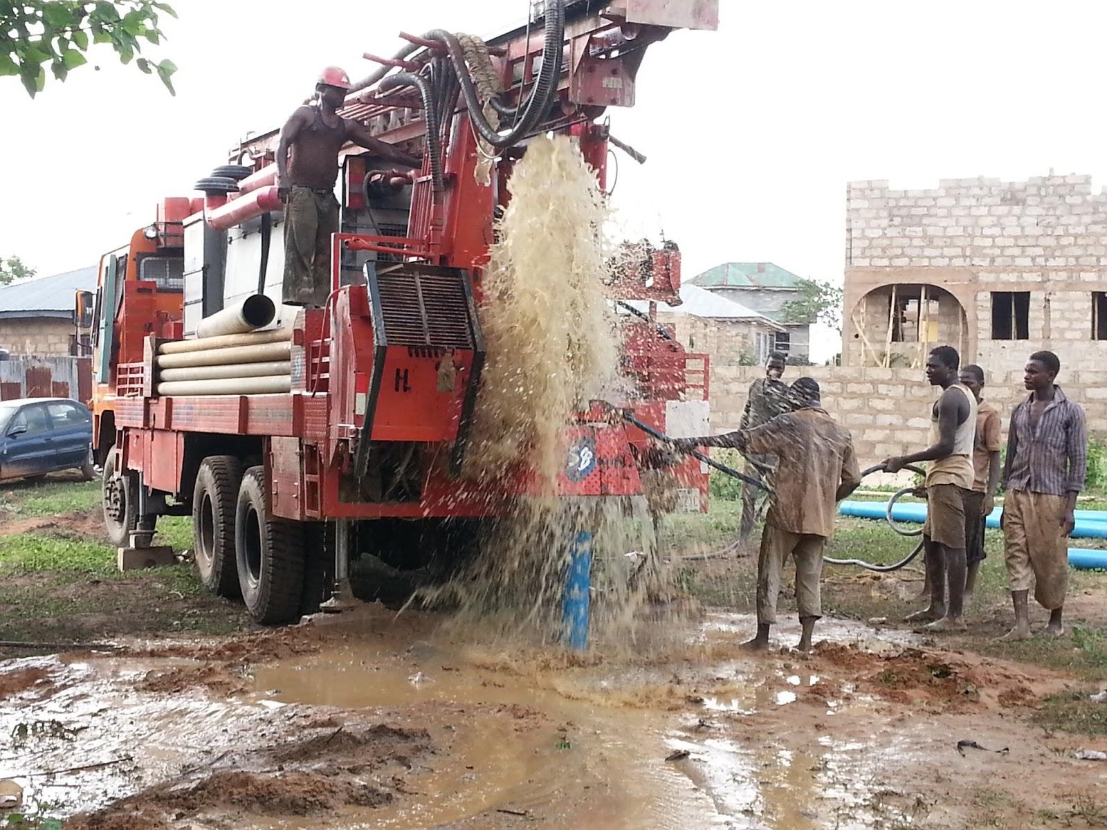 Association Cautions Nigerians Against Quacks In Drilling Boreholes