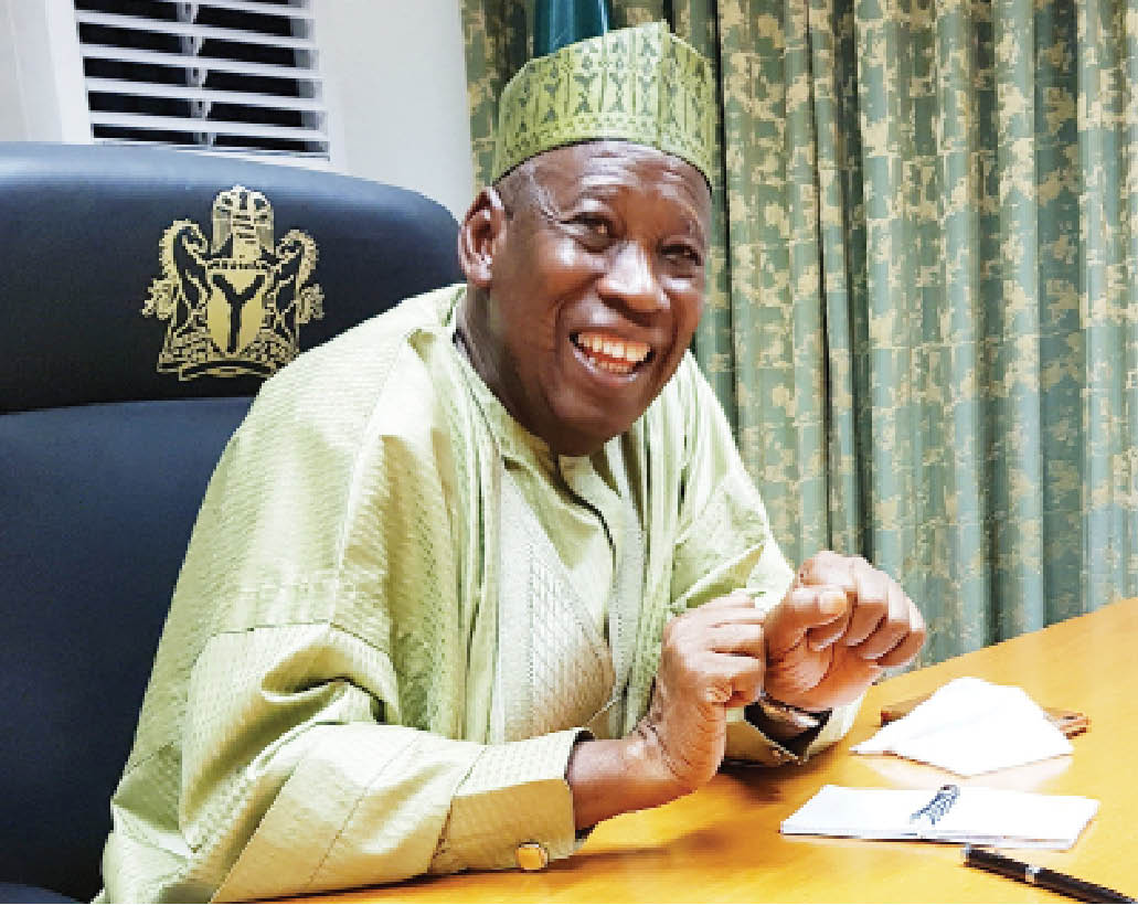 377da315 abdullahi umar ganduje kano state governor - New Kano health commissioner tasks parents on measles vaccination