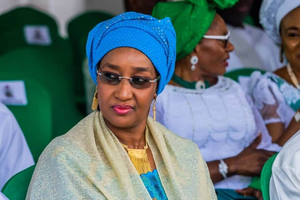 """""""We can't publish Names of cash transfer beneficiaries""""- Maryam Uwais"""