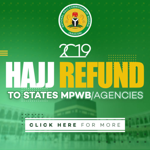 HAJJ Refund
