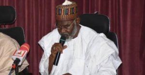 Bauchi State Commissioner of Power, Science and Technology, Umar Abubakar-Sade