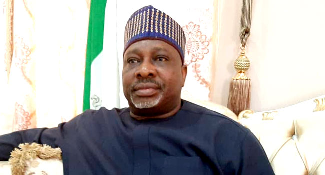 Image result for Court nullifies impeachment of former Kogi deputy gov, Achuba
