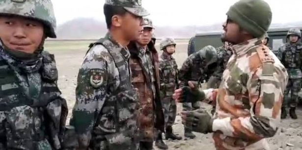3 Indian soldiers killed in 'violent' border face-off with Chinese - Daily  Nigerian
