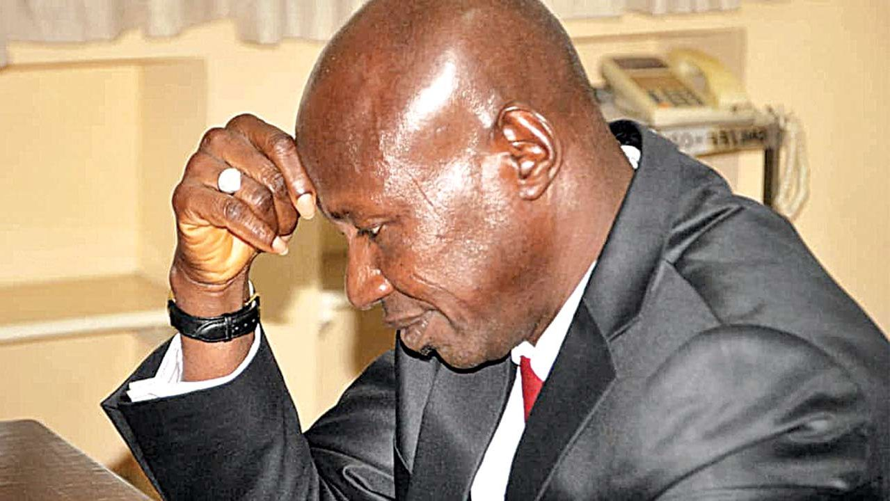 Magu Boys' demanded N75m bribe before unfreezing my client's bank ...