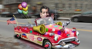 Ted-Cruz-takes-the-wheel-of-the-Republican-Clown-Car-by-DonkeyHotey-via-Flickr-Creative-Commons-800x430