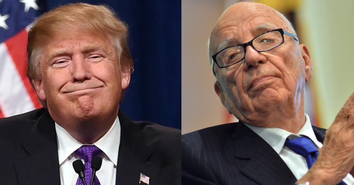 Donald-Trump-vs-Rupert-Murdoch