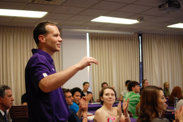 Associated Student Government presents concrete plans for coming year