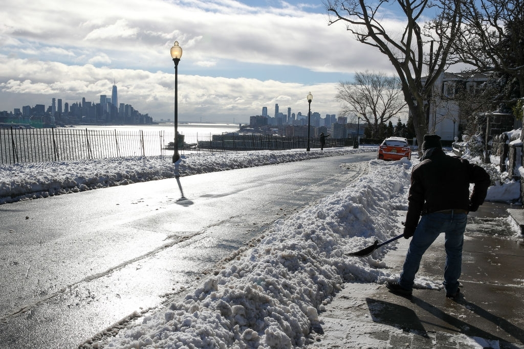 Northeast is in the Biggest Threat of Heavy Snowfall