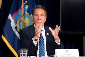 New York Governor Andrew Cuomo In Controversy Over Reported Deaths From Covid-19