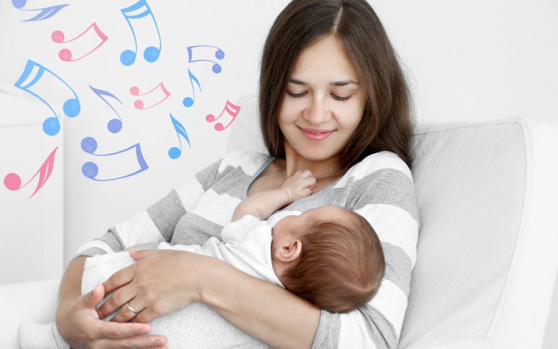 Lullaby- Music Induce Your Way To Sleep