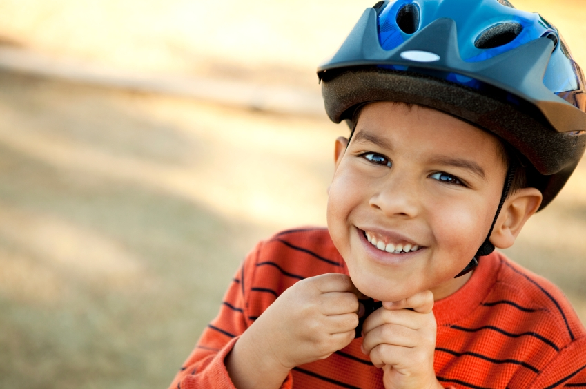 Head Injuries In Kids Due To Bike Riding Without A Helmet