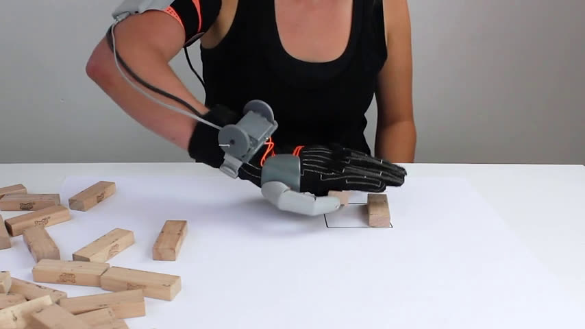 People May Get A Third Thumb Using Robotics, But How Will The Brain React?