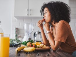 A Healthy Diet Encounters Breast Cancer In Women