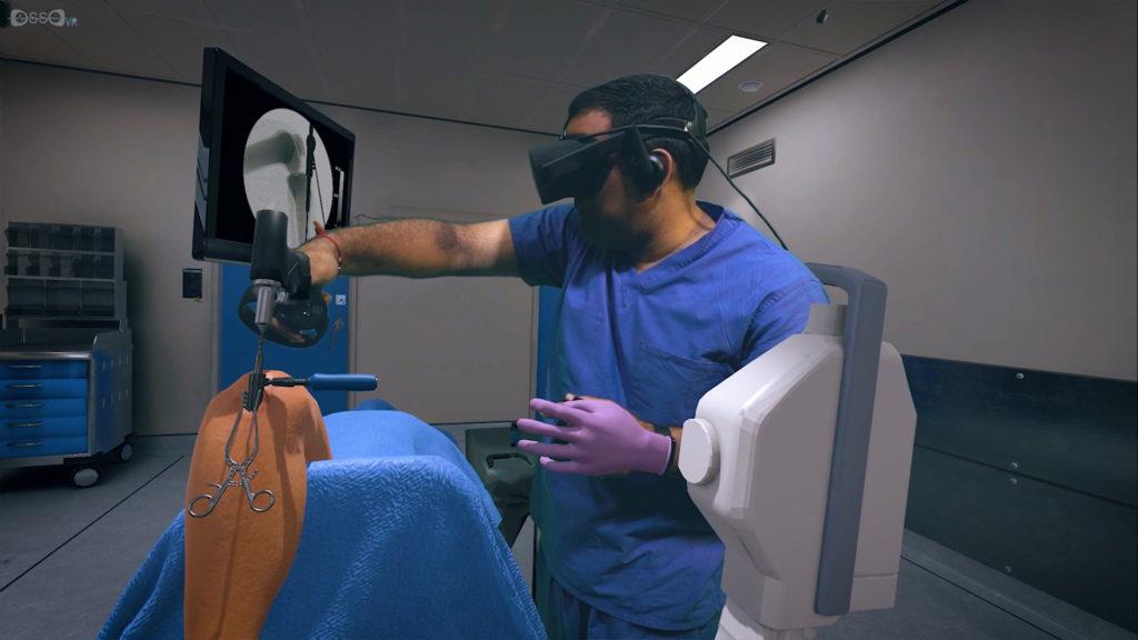 The Use Of A Cutting-Edge Surgical Simulator To Educate Trauma Teams Is A Huge Step Forward