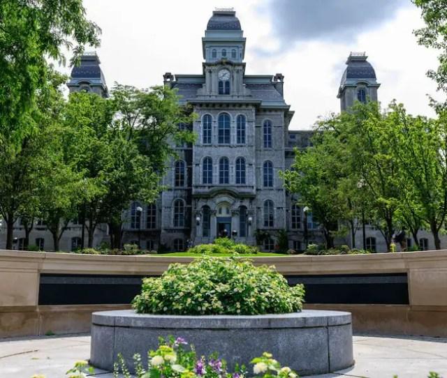 Intelligence Community Awards Syracuse University   Million