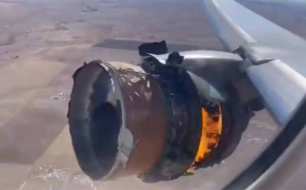 طیارے کے انجن میں آگ لگنے کا واقعہ ، امریکہ اور جاپان اب 777 بوئنگ طیاروں کے ساتھ کیا کرنے جارہے ہیں ؟ جانئے