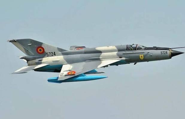بھارتی فضائیہ کا جنگی طیارہ گر کر تباہ ، پائلٹ بھی ہلاک