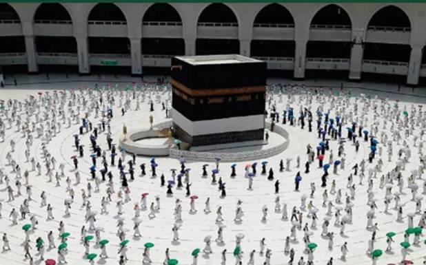 رمضان المبارک میں اب تک کتنے افردا نے عمرے کی سعادت حاصل کی ہے ؟حیران کن اعداد و شمار سامنے آ گئے