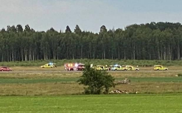 ایئرپورٹ سے ٹیک آف کرتے ہی مسافر طیارہ گر کر تباہ، کئی لوگ موقع پر جاں بحق، تشویشناک خبرآگئی