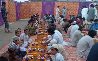 رمضان المبارک میں عمر کوٹ کی ہندو برادری نے مسلمانوں کیلئے ایسا کام کردیا کہ آپ بھی داد دینے پر مجبور ہوجائیں گے