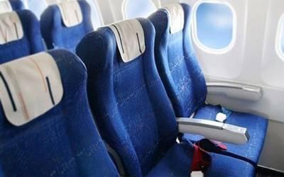 اکثر طیاروں کی سیٹوں کا رنگ نیلا کیوں ہوتا ہے؟ جانئے