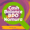 How to Find and Check Cash Balance in BDO Nomura