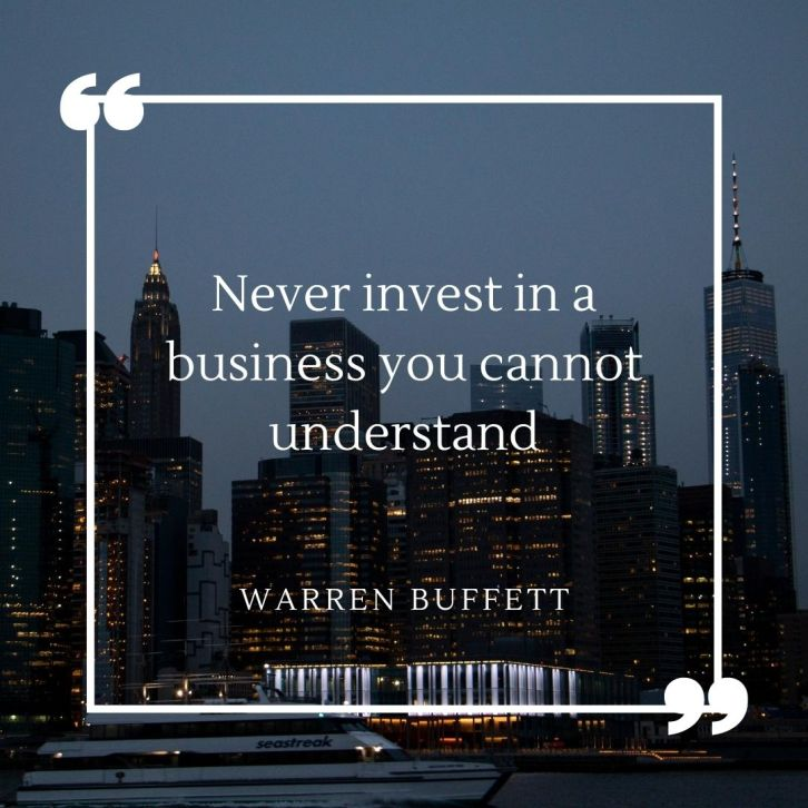 warren buffett tips investing stocks