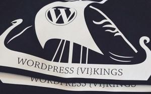 wodrpress (vi)kings Credits Noel Tock