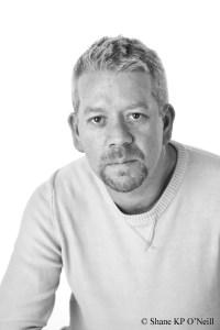 Shane KP O'Neill FICTION AUTHOR