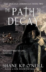 THE PATH TO DECAY cover