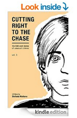 detective short stories cutting right to the chase vol.3 cover amazon