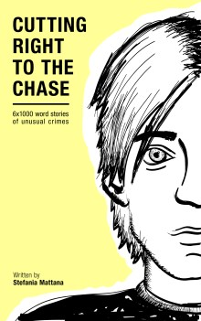 chase williams, flash fiction, detective short stories, cutting right to the chase vol.1