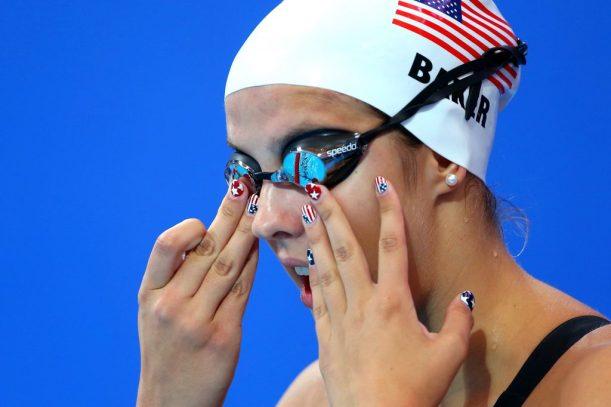 Kathleen Baker, nuoto, olimpiadi nuoto, morbo di crohn