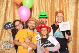 Team Water Glow Party - Automattic GM Whistler 2016